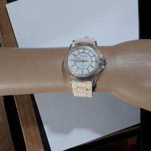 STUDIO Accessories - Studio Quartz Watch Working Silicon Bracelet Band